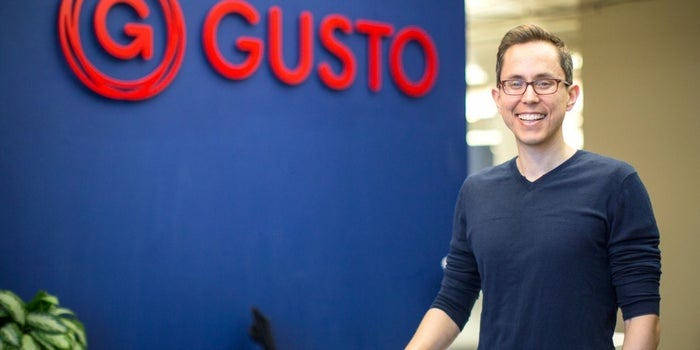 Image result for gusto founders