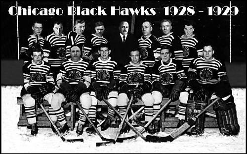 Chicago Blackhawks - A record that no team wanted.