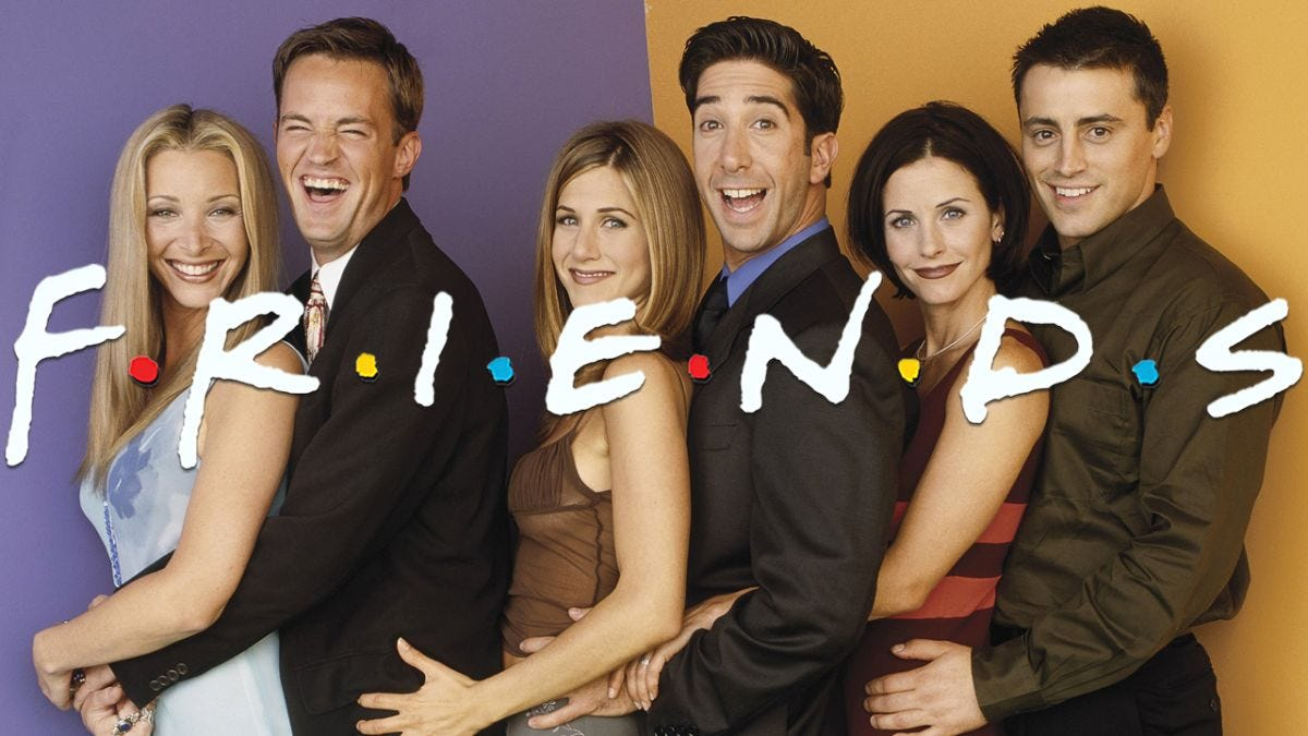 How to watch Friends online and stream each season around the ...