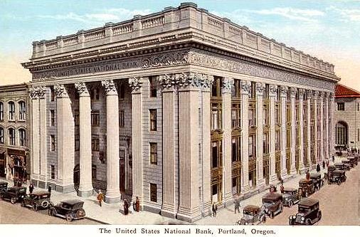 Oregon, Portland, First National Bank Building | martincooney.com