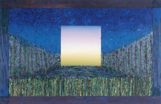 Lou Stovall | Midnight Journey (2011) | Available for Sale | Artsy