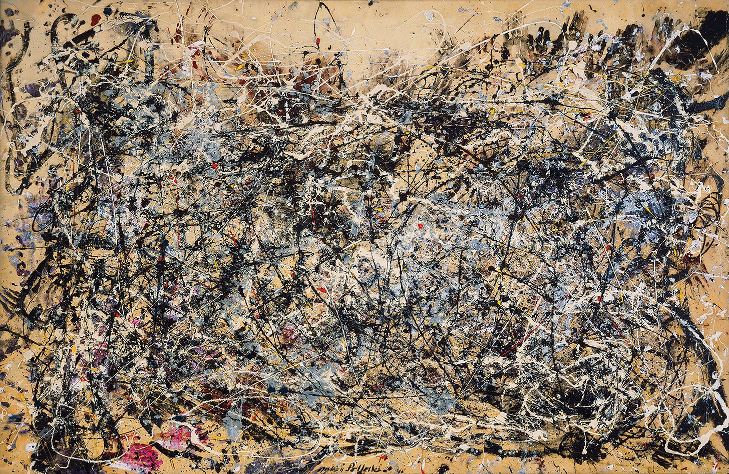 Jackson Pollock | Biography, Art, Paintings, Death, & Facts | Britannica