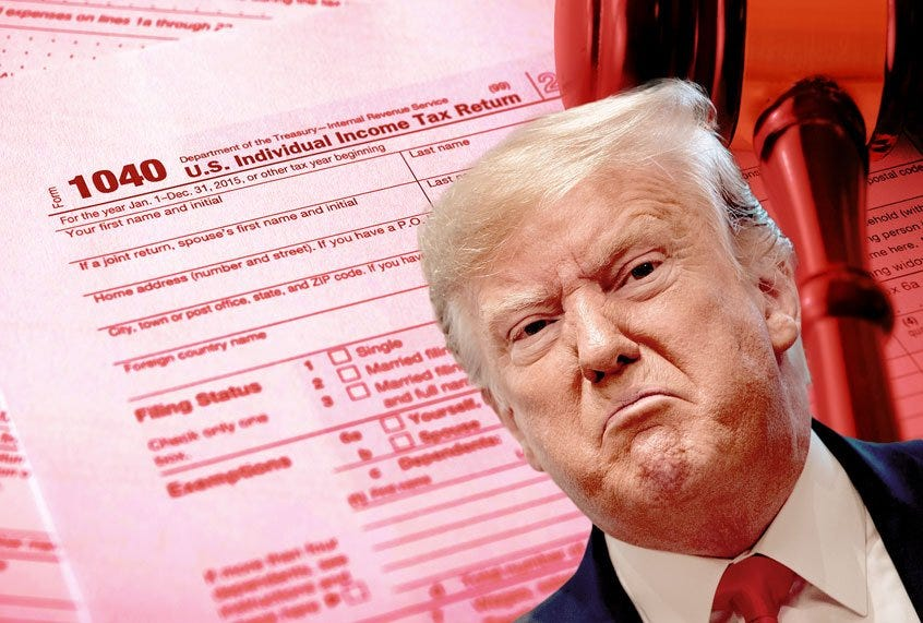 Why do people want to see Donald Trump's tax returns? | Salon.com