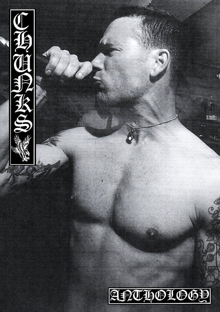 Image of SLP-028: CHUNKS Fanzine Anthology