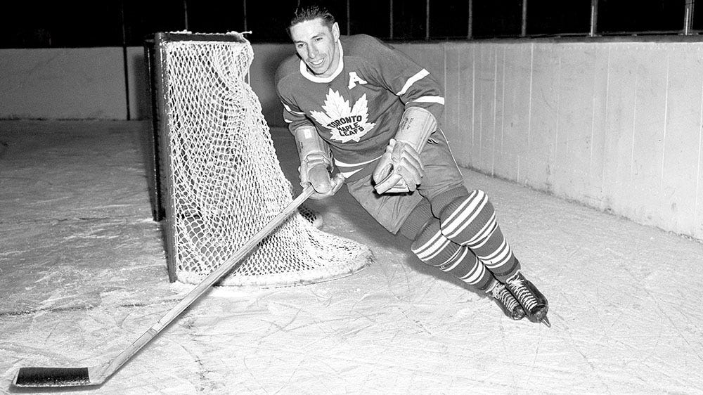 Greatest Maple Leafs: No. 22 Max Bentley - Sportsnet.ca