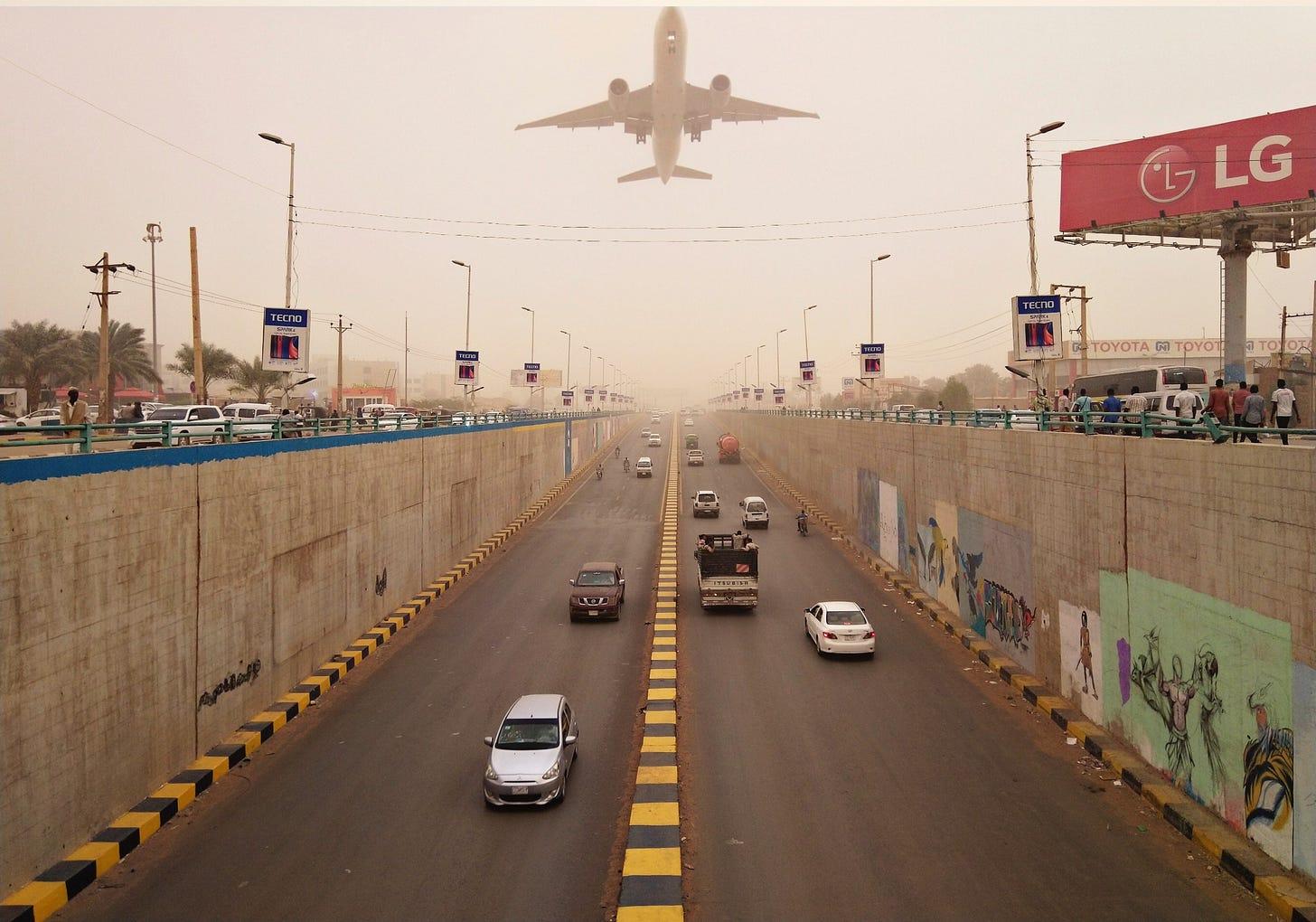 File:Khartoum, Africa road tunnel.jpg - Wikimedia Commons