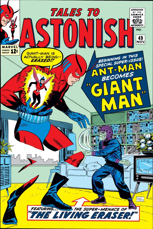 Tales to Astonish Vol 1 49 | Marvel Database | Fandom