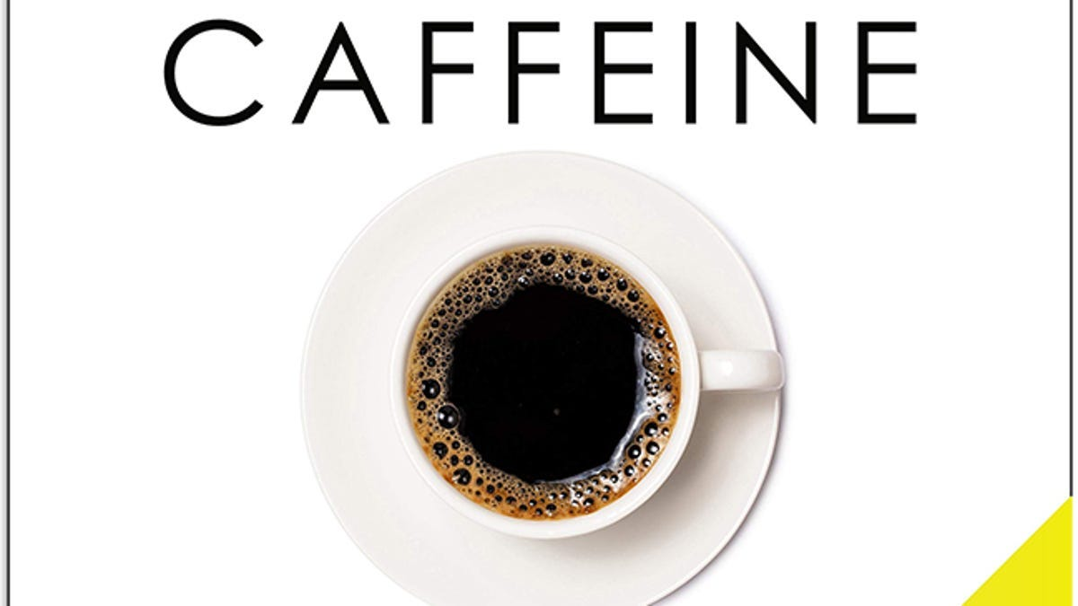 Caffeine explained in Michael Pollan Audible audiobook