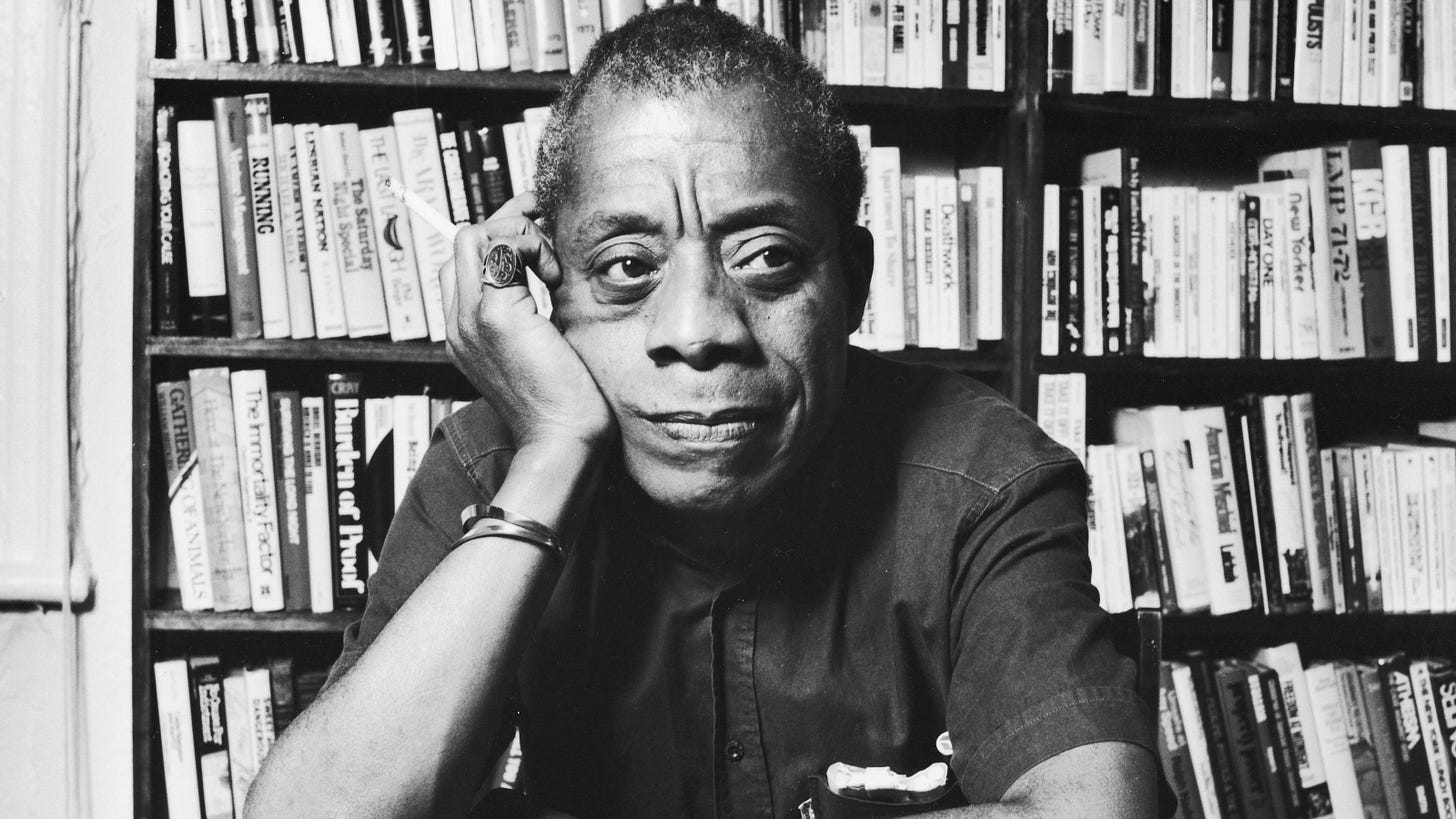 James Baldwin 1968 Interview on Race in America After Death of ...
