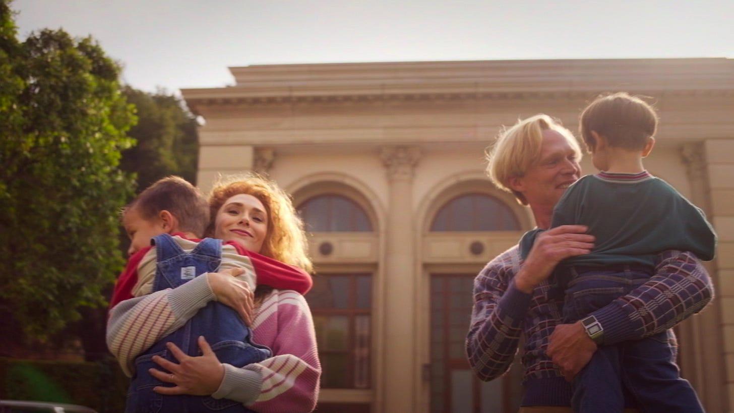 Wanda and Vision's family