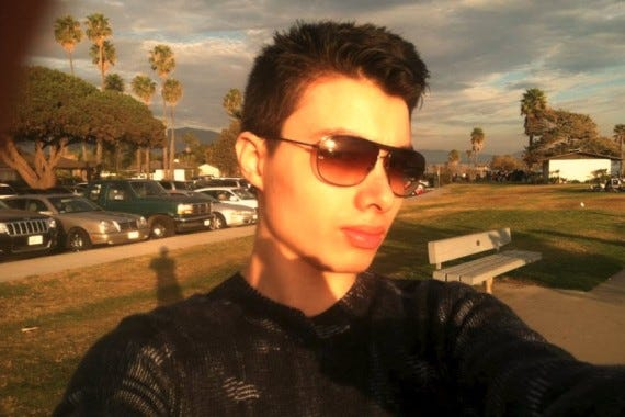 Anatomy of Person-idolatry – Genesis of a Psychopath – The Deadly Jealousy  and Entitlement of Elliot Rodger (6/7) | Phil's Philosophy
