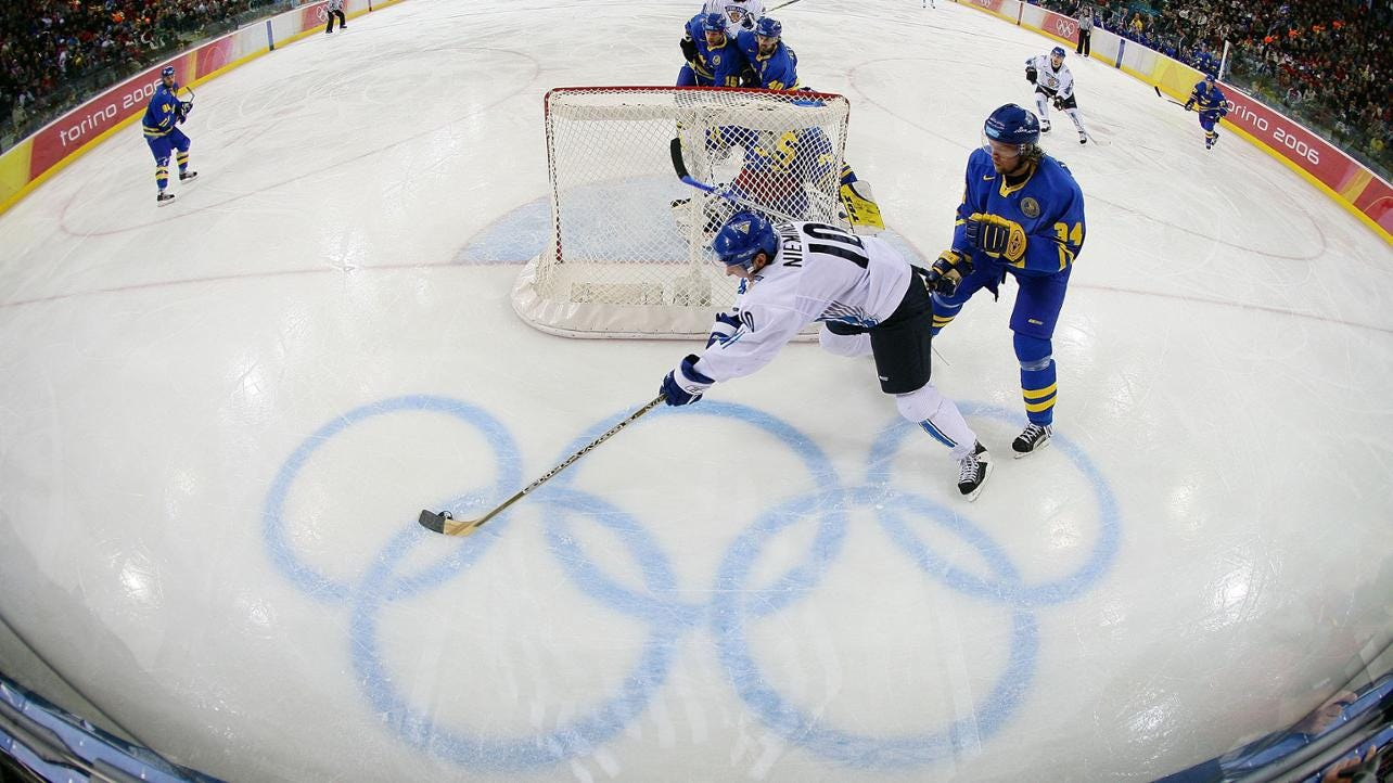 Plenty of reasons for NHL to pass on Olympics