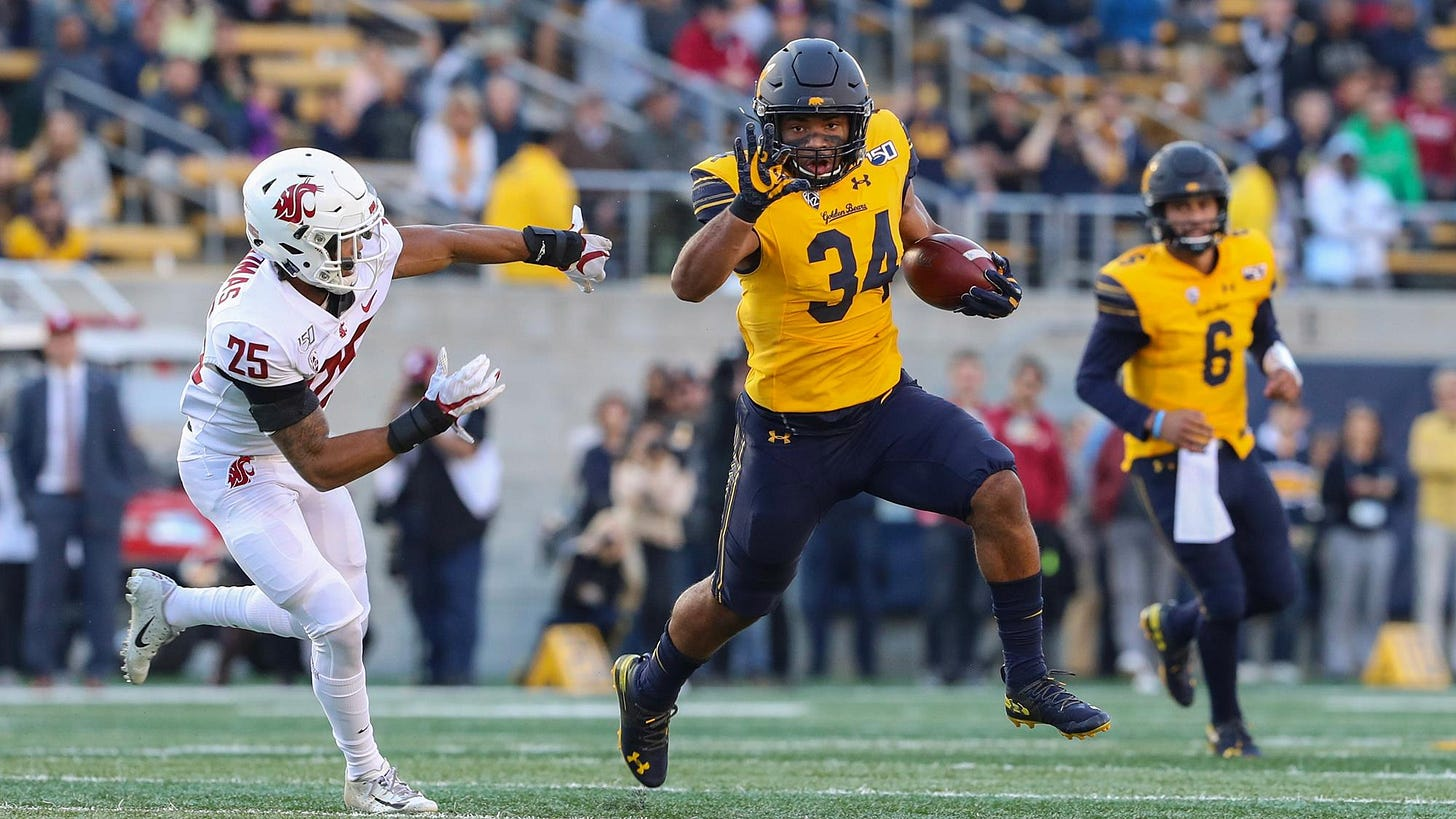Cal-Washington State Postgame Quotes - University of California Golden  Bears Athletics