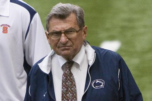Joe Paterno Fired by Penn State After 46 Years | The Takeaway | WNYC Studios