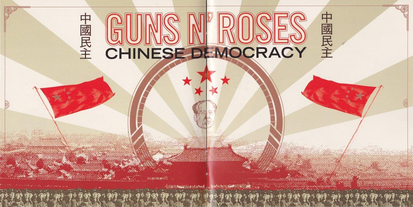 REVIEW: Guns N' Roses – Chinese Democracy (2008) | mikeladano.com