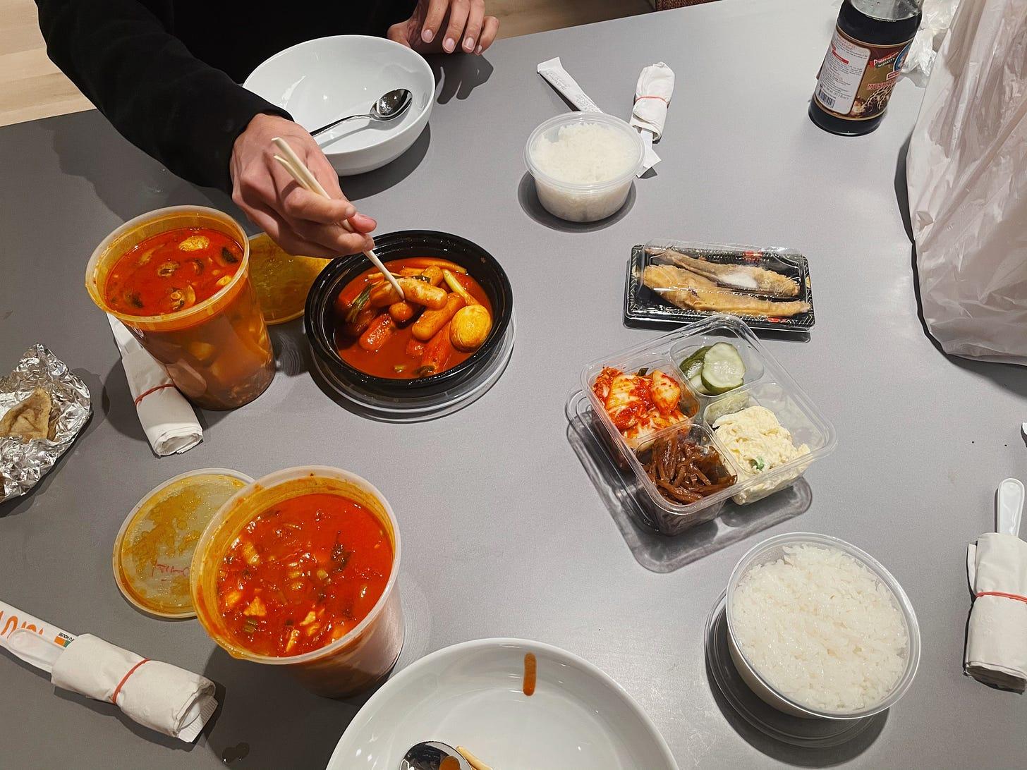 Soon Tofu from BCD Tofu House