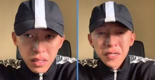 Image result for tosh crying apology