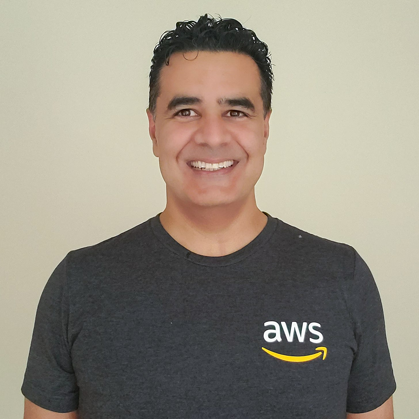 Yes, I joined Amazon Web Services and I grin like an idiot…