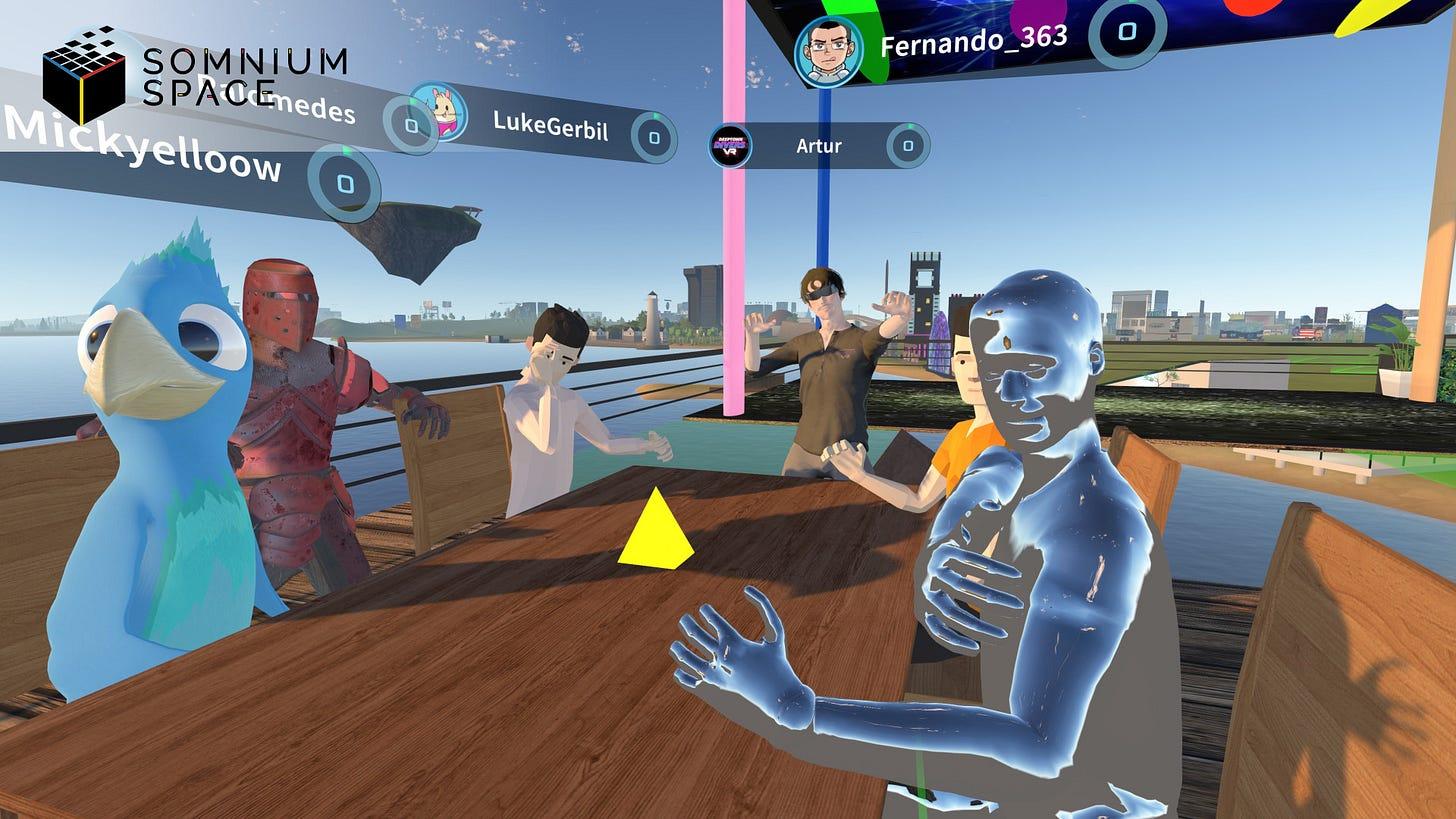 Somnium Space VR on Steam