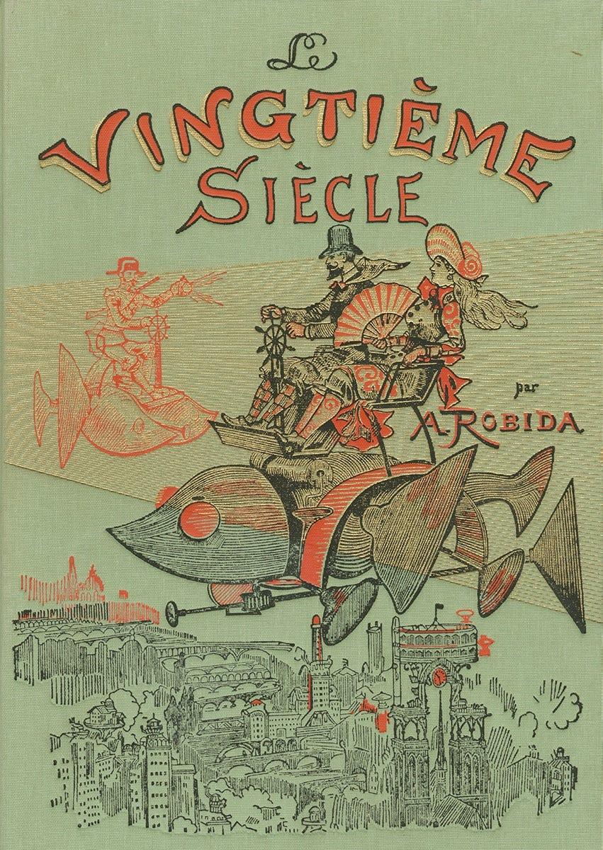 Image illustrative de l'article Le Vingtième Siècle (roman)