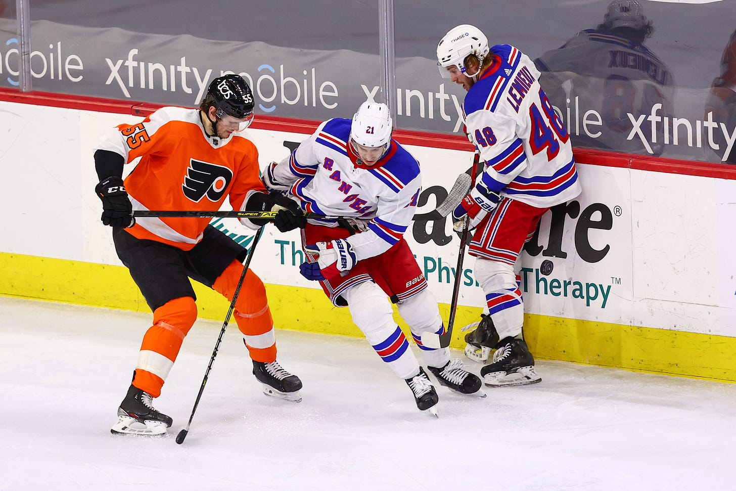 Flyers vs. Rangers: Projected lines, odds & trends, and what to watch for