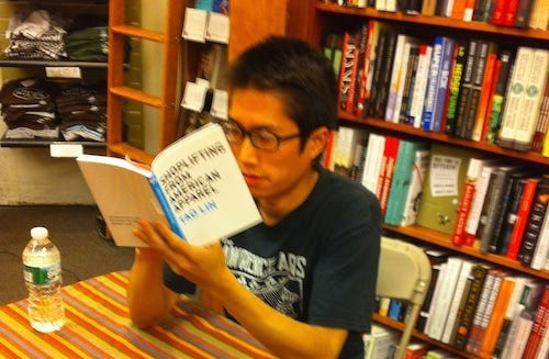 At The Believer: Tao Lin Chats with Ben Lerner …   Poetry Foundation