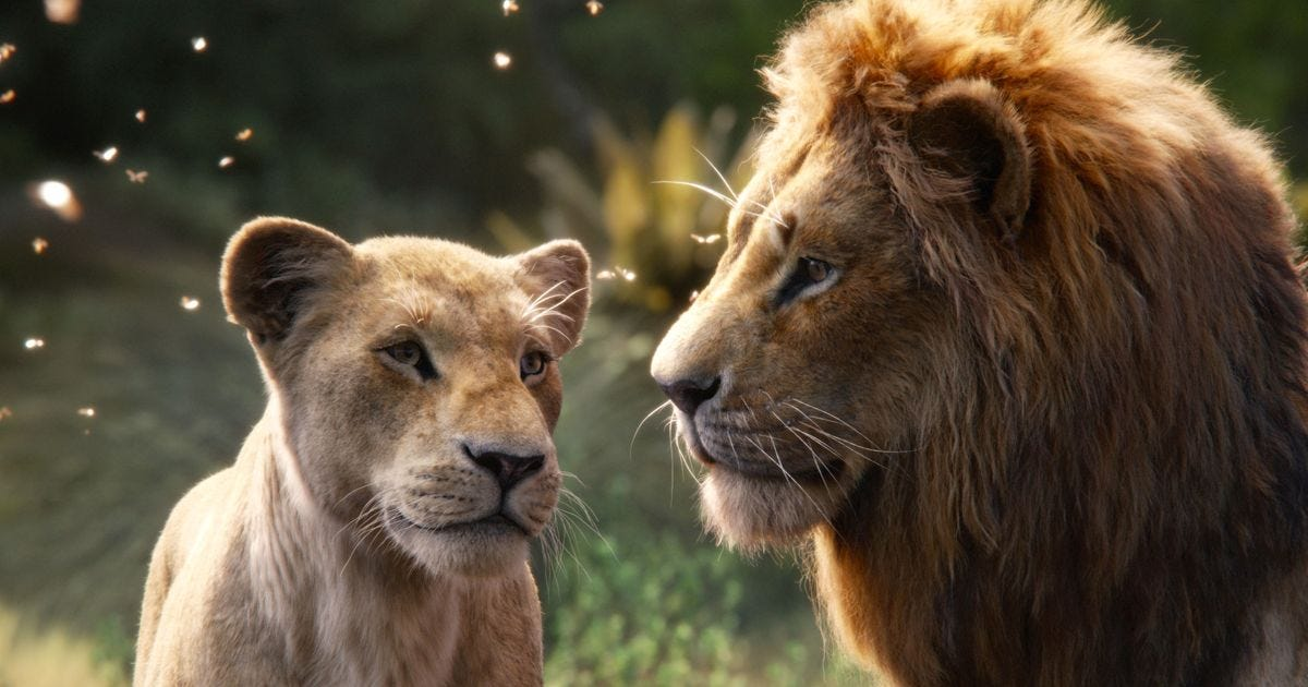 The Lion King 2019: Review