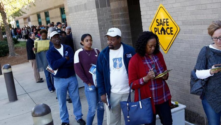 Black Voters Continue to Face Voter Suppression 155 Years After ...