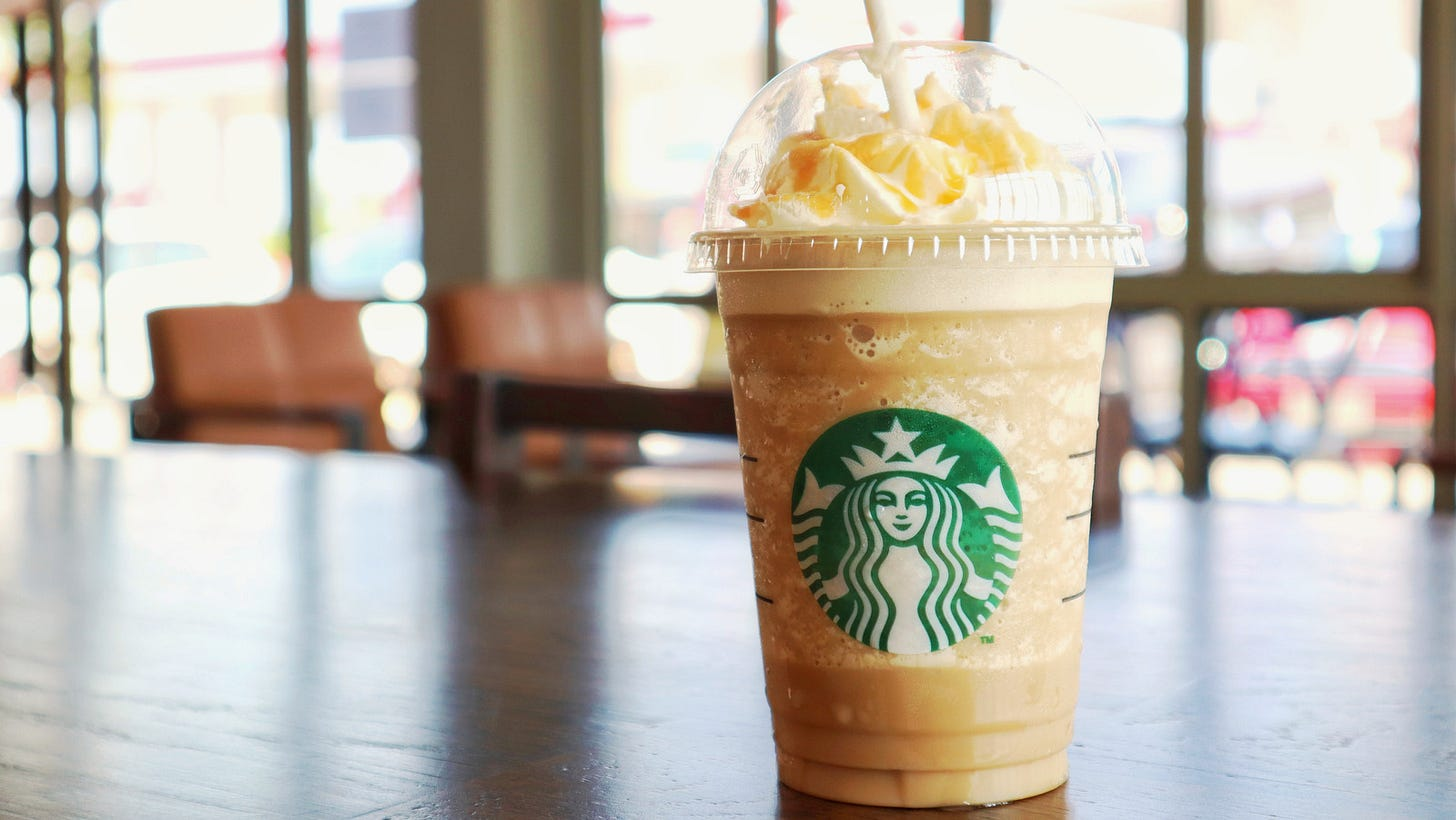 Starbucks Caramel Frappuccino: What To Know Before Ordering