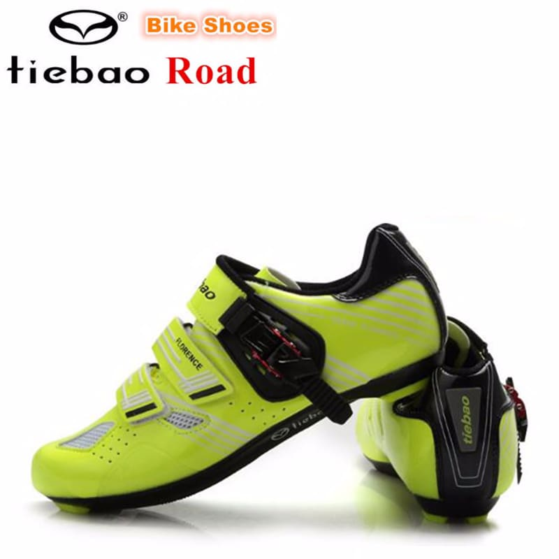 TIEBAO Road Cycling Shoes  sapatilha ciclismo zapatillas deportivas hombre Sports Bike Cycle Bicycle Riding Athletic Shoes