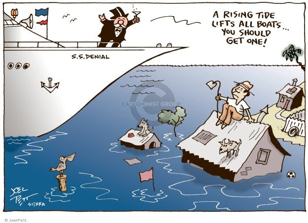 Image result for political cartoon wealth gap