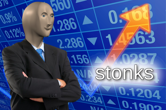 Stonks: Why we're all saying it now.