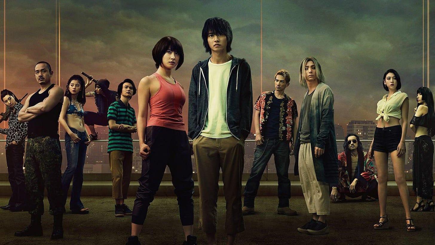 Netflix's Alice in Borderland