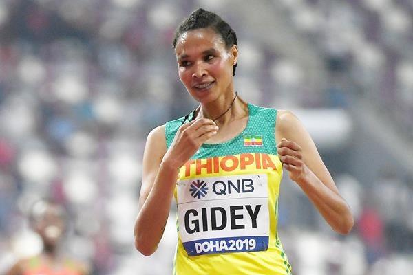 Letesenbet GIDEY | Profile