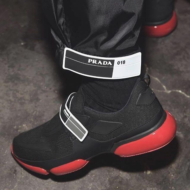 Prada Alert 🚨 Cloudbust sneakers 💥 - 🙊 #filetfamilia #filetlondon |  Designer sneakers mens, Sneakers men, Shoes mens