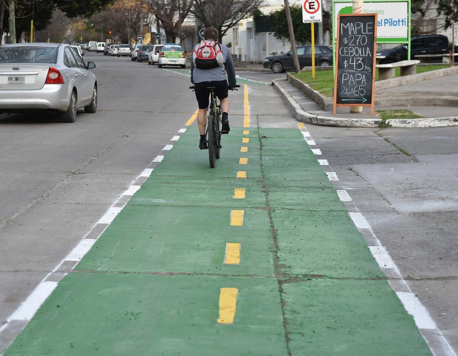 """Bahía Blanca también se suma a la movida mundial de """"30 días en Bici"""""""