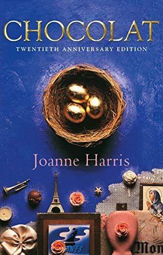 Book cover of Chocolat by Joanne Harris