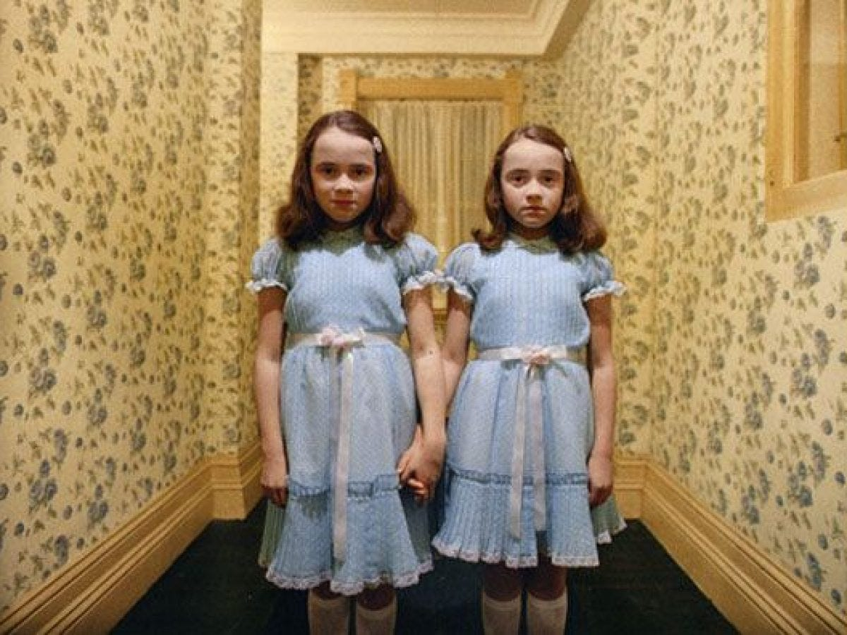 Remember The Grady Girls From 'The Shining'? Here They Are Now!