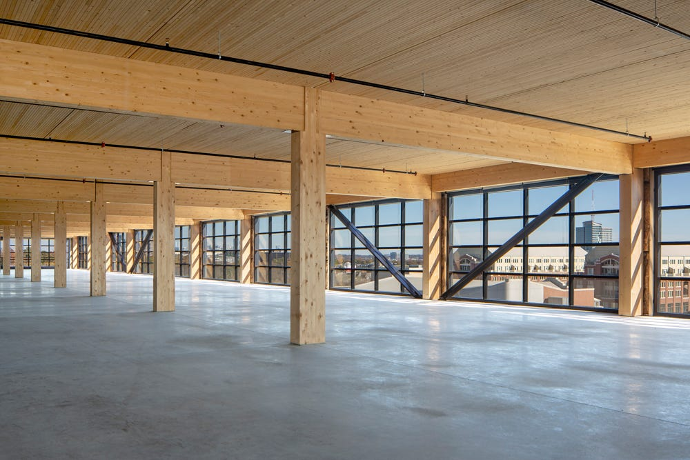 Is Wood the Building Material of the Future? - Metropolis
