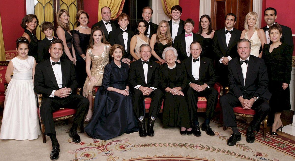 Bush family - Wikipedia