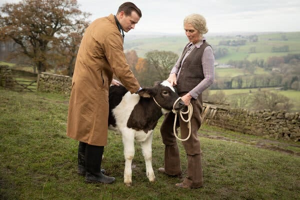 """""""All Creatures Great and Small,"""" the latest incarnation of the popular tales of a veterinarian in 1930s Yorkshire, struck a chord when it debuted in Britain last fall."""