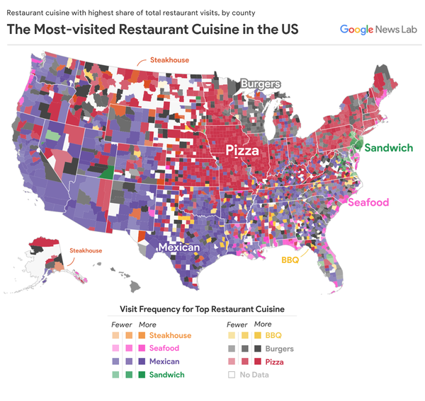 What is the Pizza Capital of the US?