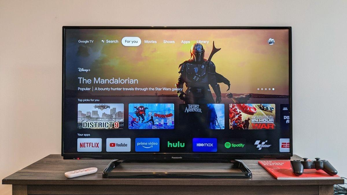 Chromecast with Google TV: wish I could change something