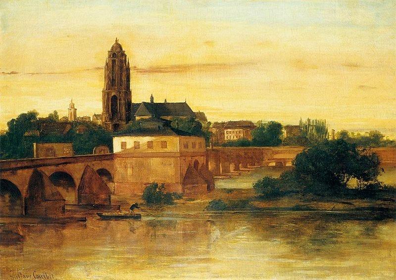 File:Gustave Courbet - View of Frankfurt am Main - WGA5510.jpg