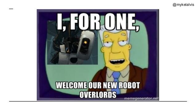 Image result for robots in court meme