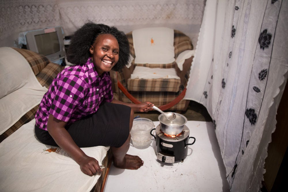 """Jikokoa"""": Scaling up clean cookstoves and providing local jobs 