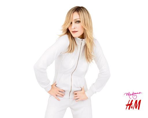 Cantantes imagen de H&M