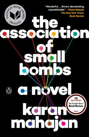 Image result for the association of small bombs