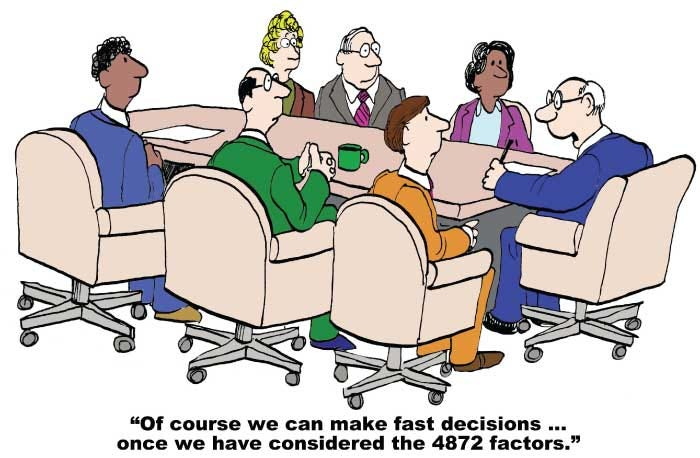 How to deal with Analysis Paralysis | AIHR Analytics