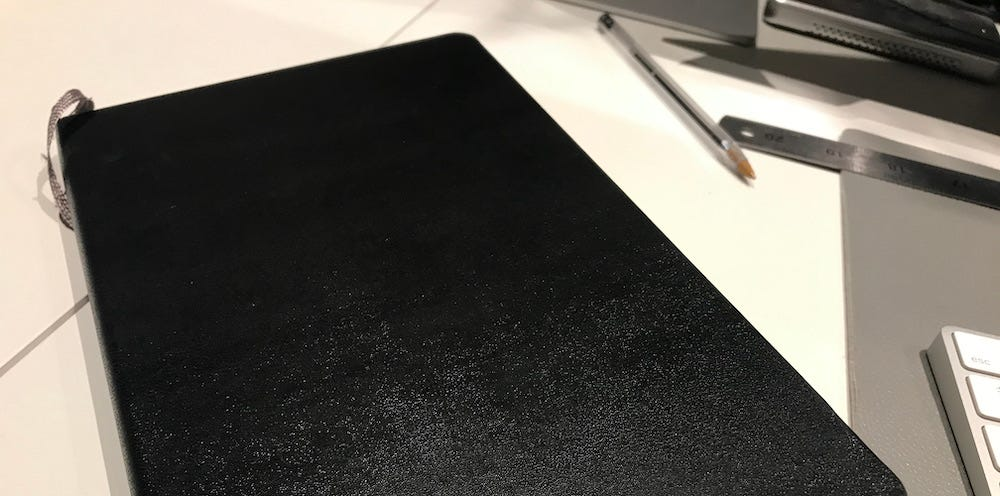 I got A little black book with me poems in